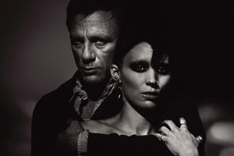 Daniel Craig Girl With Dragon Tatoo