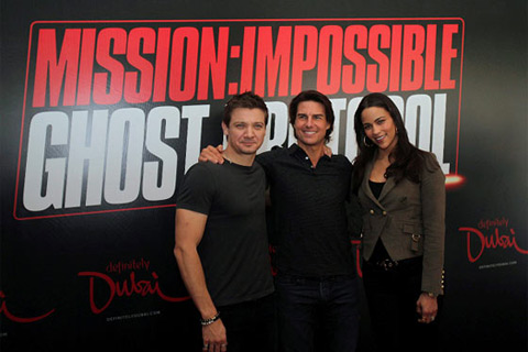 Ghost Protocol Tom Cruise
