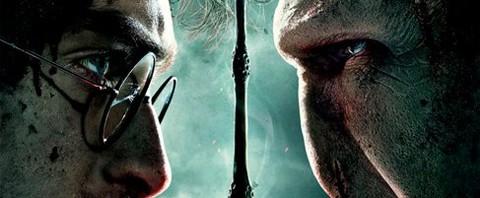 Voldemort vs Harry Potter