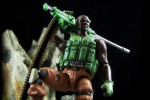 Roadblock G.I. Joe