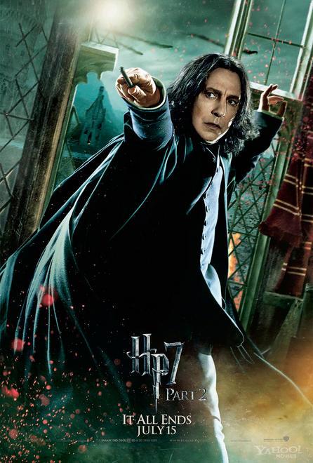 Snape Accion