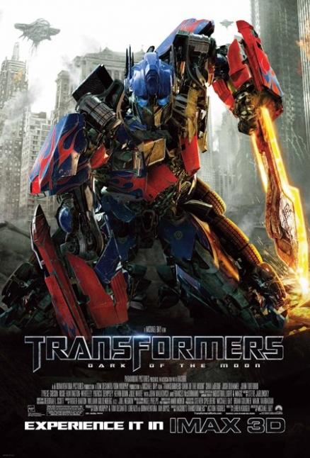 Transformers el lado oscuro de la luna