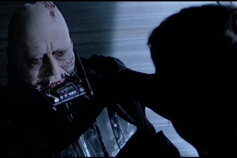 Darth Vader Luke Skywalker