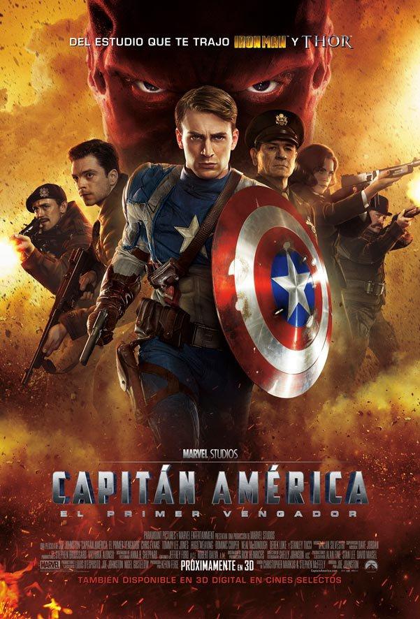 El Capitan américa