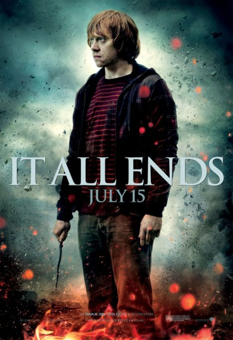 Ron Weasley Todo Termina