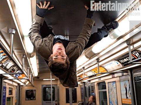 Spider-Man Subway Metro Peter Parker