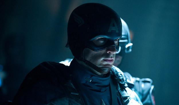 El super soldado el Capitán América