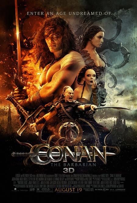 Conan el Barbaro, este si patea traseros