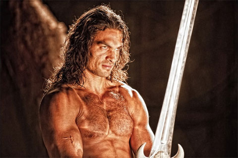 Jason Momoa Conan The Barbarian