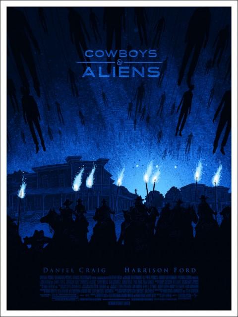 Vaqueros & Aliens