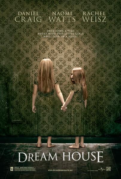 Poster 2 Dream House Daniel Craig Naomi Watts Rachel Weisz