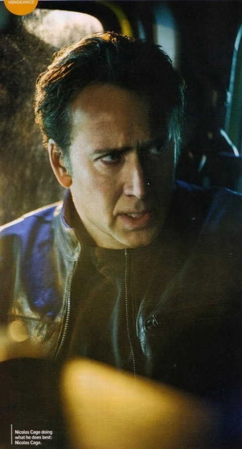 Nicolas Cage Ghost Rider Spirit of Vengeance