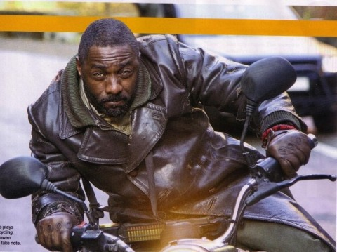 Idris Elba Ghost Rider Spirit of Vengeance