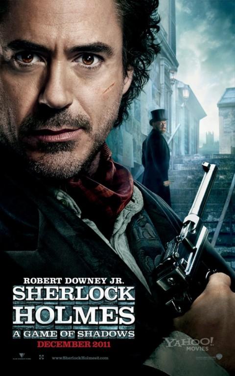 Robert Downey Jr Sherlock Holmes A Game of Shadows