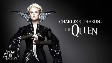 Charlize Theron Snow White and the Huntsman The Queen