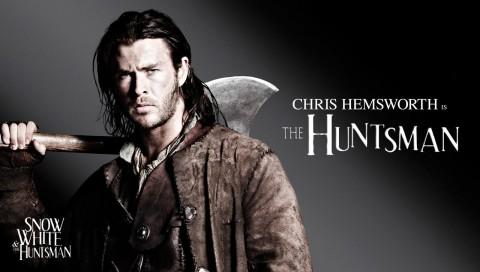 Chris Hemsworth Snow White and The Huntsman El Cazador