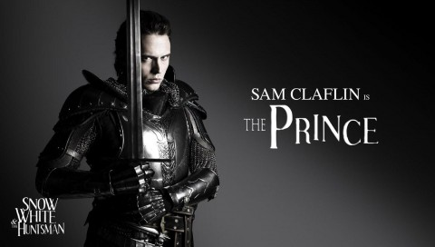 Sam Claflin Snow White and the Huntsman The Prince