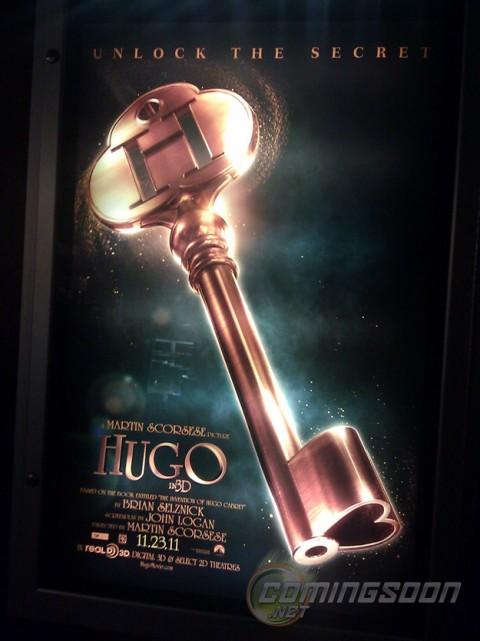 Poster de Hugo