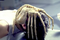 Prometheus Facehugger Alien