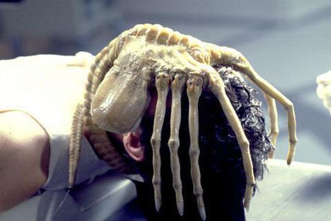 Prometheus Facehugger Alien