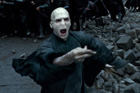 Ralph Fiennes Harry Potter y las reliquias de la muerte parte 2 lord voldemort