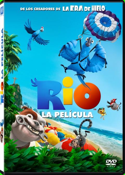 Rio en DVD