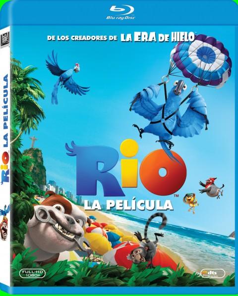 Blu ray de Rio