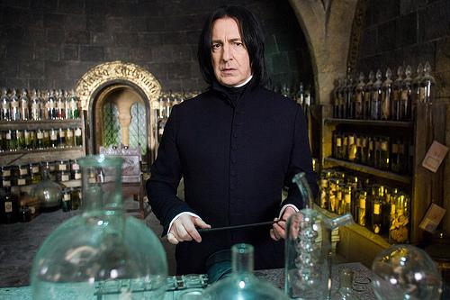Snape aun sorprendiendo a  todos...