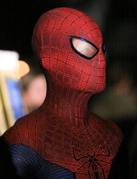 Spider-Man Suit Traje