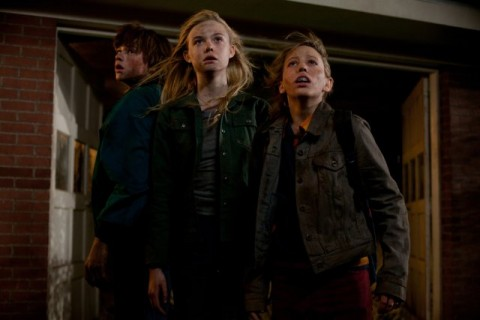 Super 8 Elle Fanning Joel Courtney