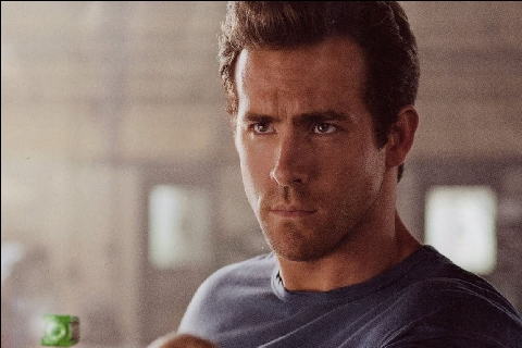 Ryan Reynolds no Convence