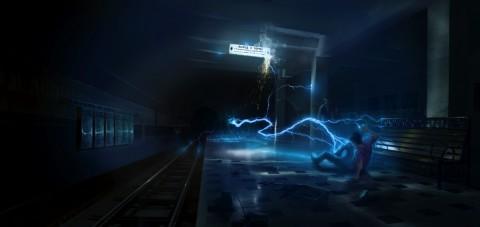 Subway Attack The Darkest Hour