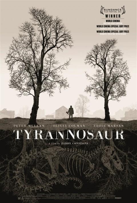 Tyranosaur Poster