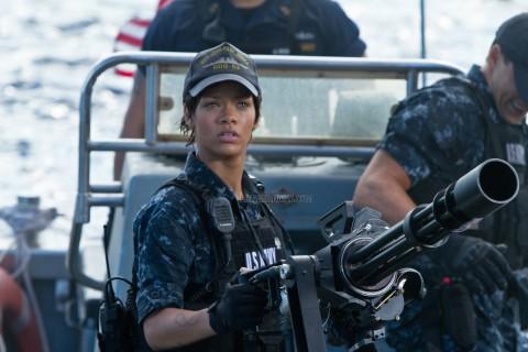 Rihanna Batalla Naval