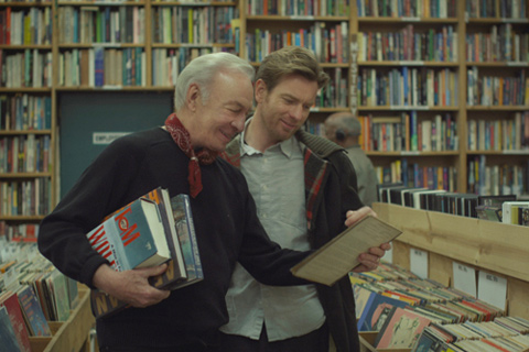 beginners ewan mcgregor christopher plummer