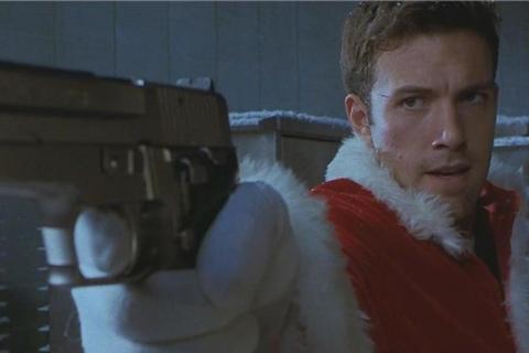 Ben Affleck con Pistola
