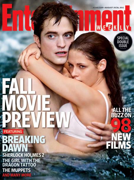 Edward Cullen Bella Cullen EW Breaking Dawn