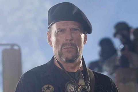 Bruce Willis Grindhouse