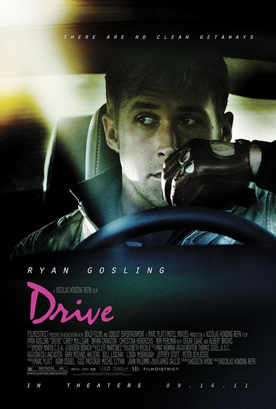 Drive Ryan Gosling Poster