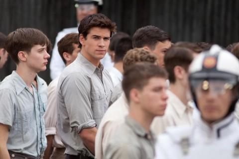 Liam Hemsworth Gale Juegos del Hambre Hunger Games