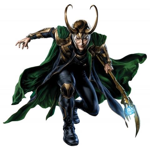Loki estar desatado
