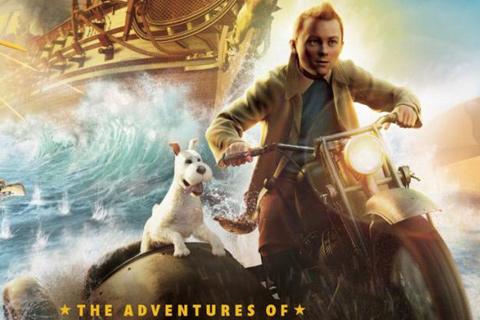 Las Aventuras de Tintin: El Misterio del Unicornio