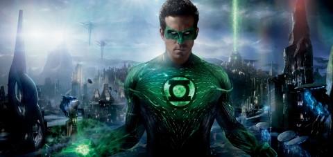 Hal Jordan listo paa ser un Linterna Verde
