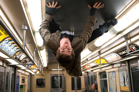 Peter Parker Hombre Araña Andrew Garfield