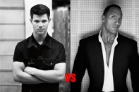 taylor lautner vs dwayne johnson