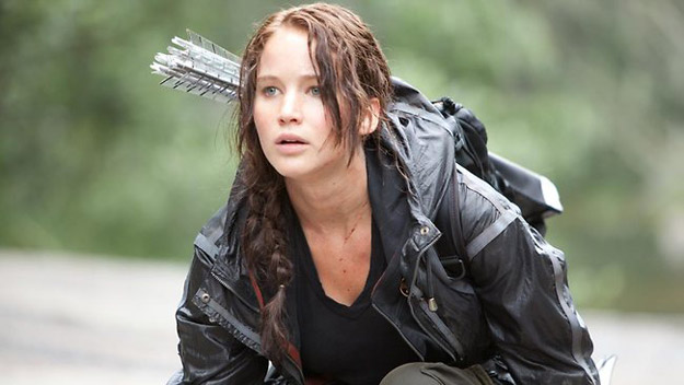 The Hunger Games Katniss Everdeen Jennifer Lawrence Los Juegos del Hambre