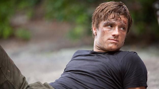Los Juegos del Hambre Peeta Mellark Josh Hutcherson Hunger Games