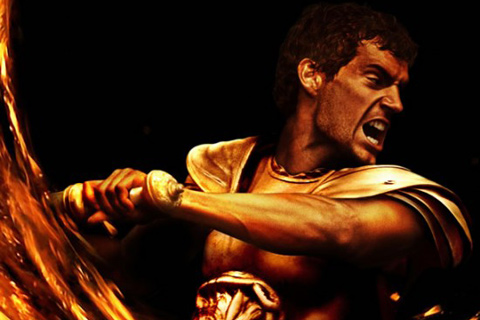 Immortals Theseus Inmortales Henry Cavill