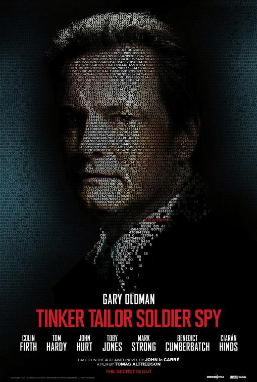 Tinker Taylor Soldier Spy