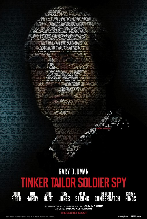 Tinker Taylor Soldier Spy Mark Strong